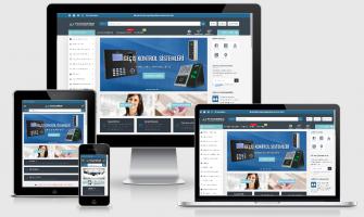 Powerrise E-Ticaret Sitesi Yayında
