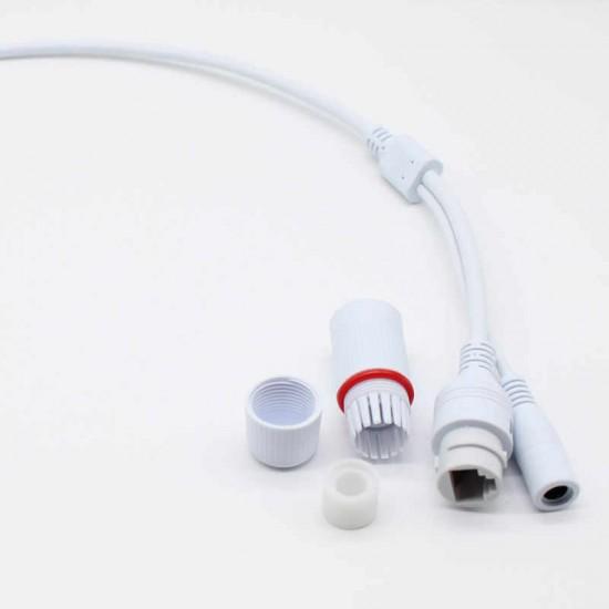 60 cm 9 Pin IP RJ45 Video Kablosu