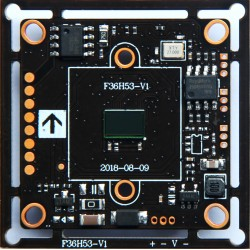 2 Megapıxel 4 in 1 HD GC2053 BOARD