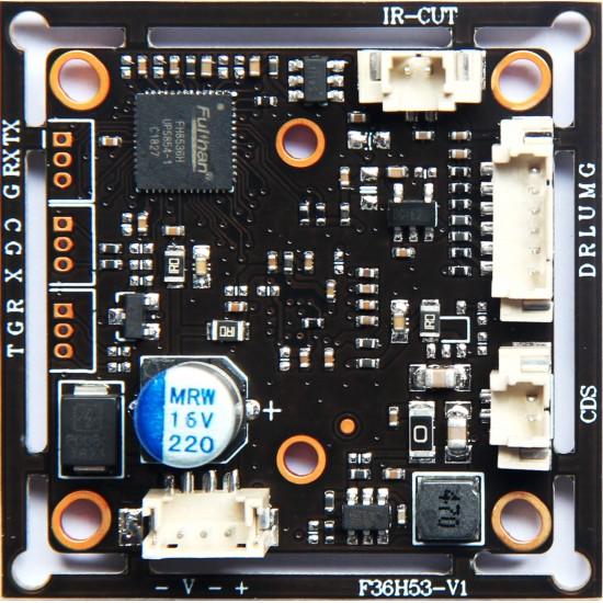 2 Megapıxel 4 in 1 HD GC2053 BOARD