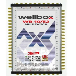 WELLBOX 10X52 MULTİSWİTCH